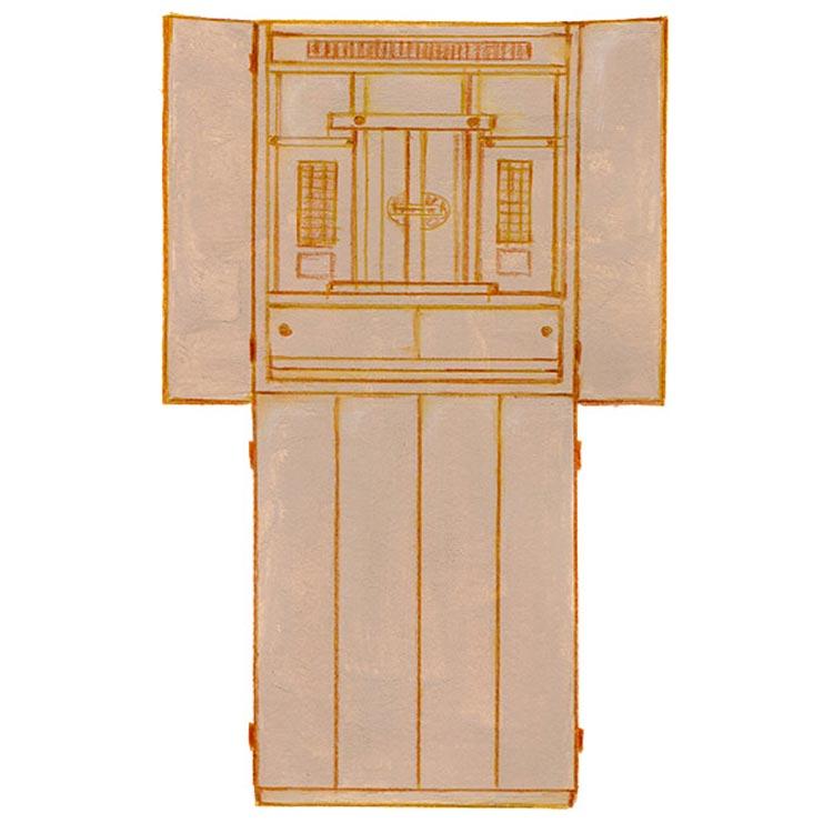 モダン祖霊舎