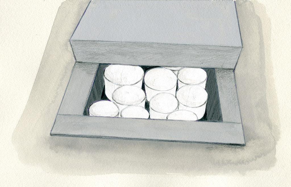 納骨室の拡張