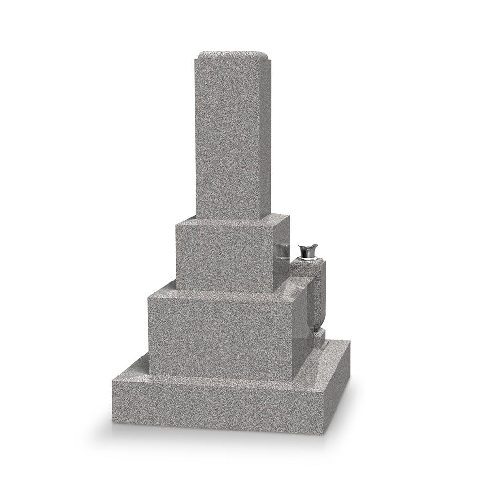 大日堂のお墓/和墓三重台J 背面